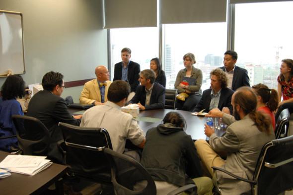 FOM Meeting